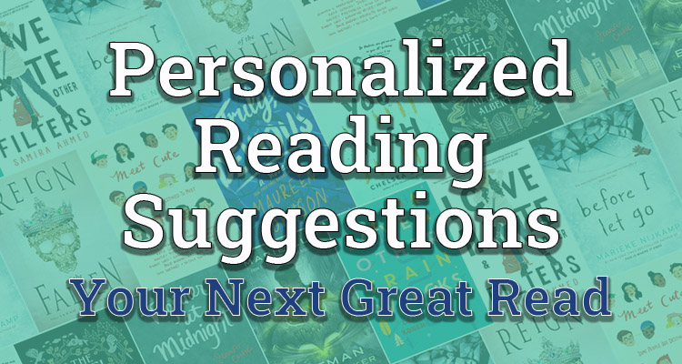Personalized Reading Suggestions